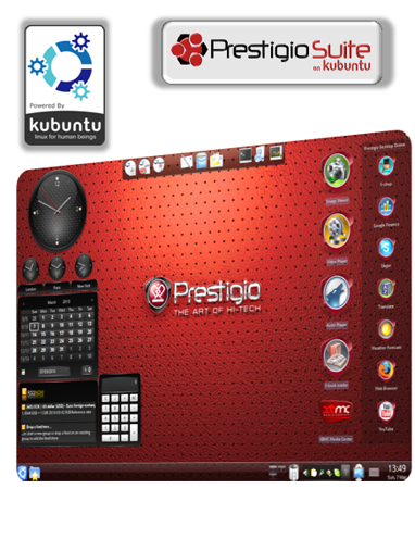 Prestigio suite on kubuntu